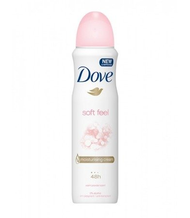 Dove Deospray Soft Feel 150 ml