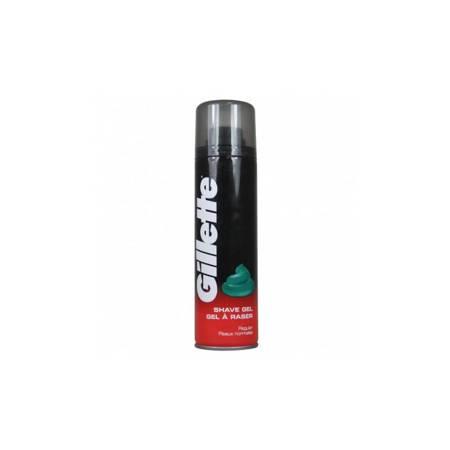 Gillette Regular Żel Do Golenia 200 ml